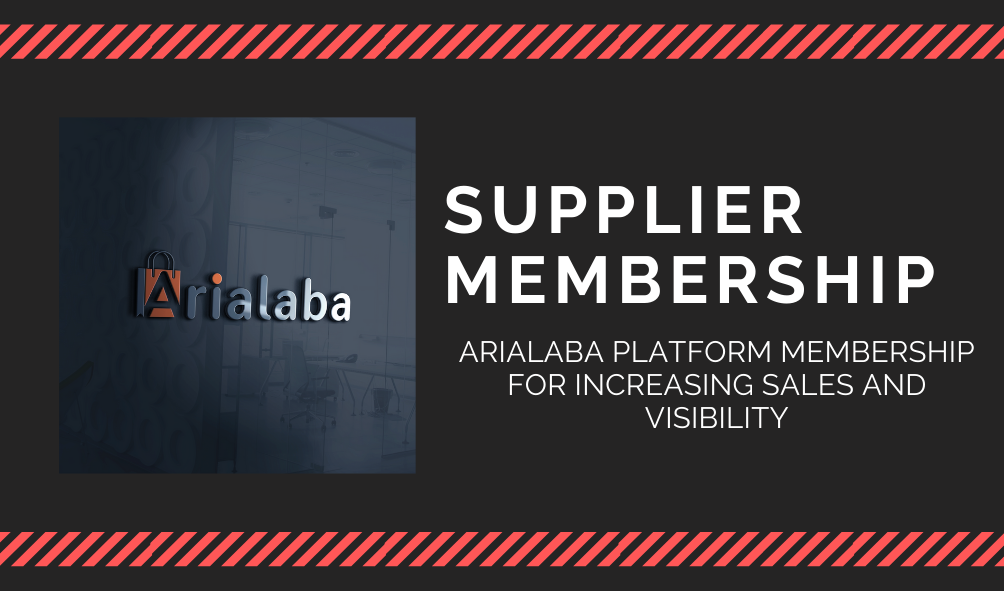 Arialaba supplier membership