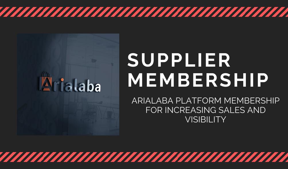 Arialaba supplier membership