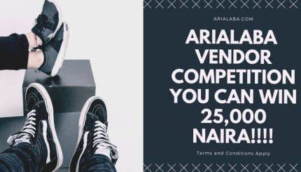 Arialaba Vendor Competition