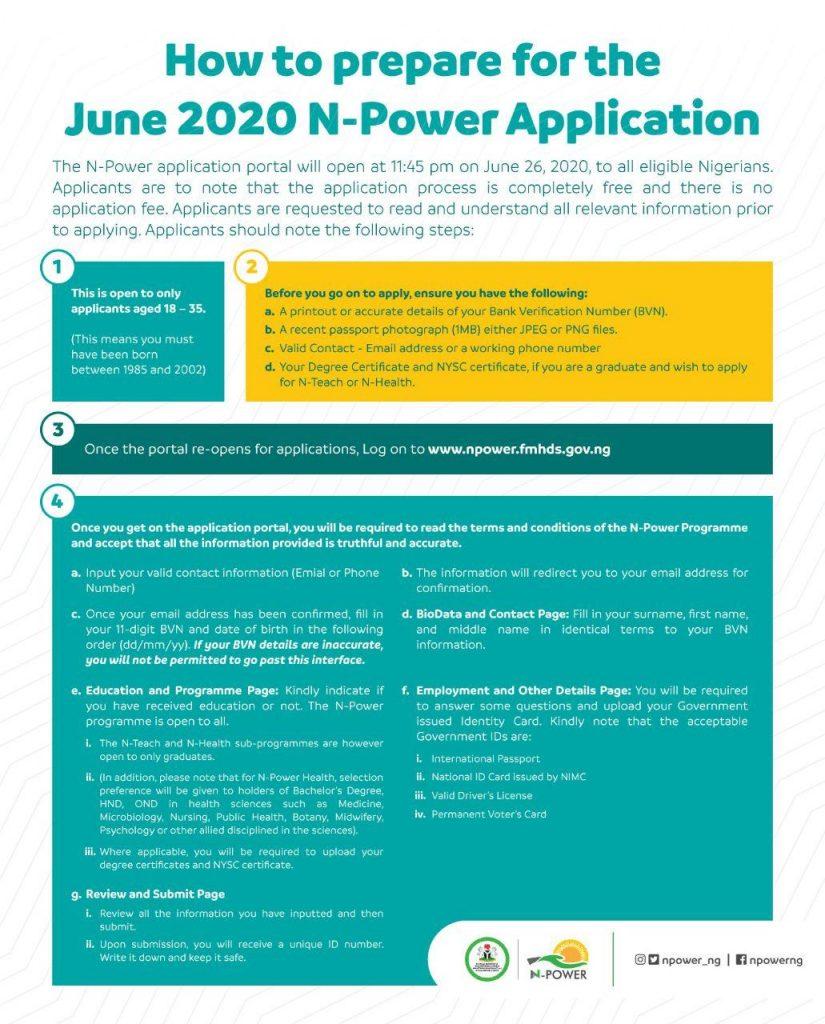 N-Power Batch C Application